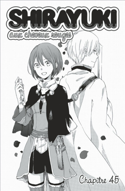 Page 8 Shirayuki aux cheveux rouges tome 11