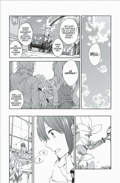 Page 9 Shirayuki aux cheveux rouges tome 11