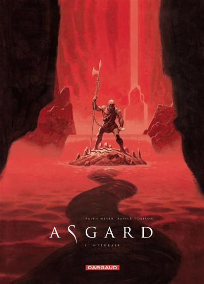 Couverture Asgard - intégrale