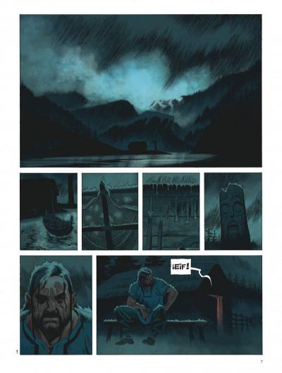 Page 7 Asgard - intégrale
