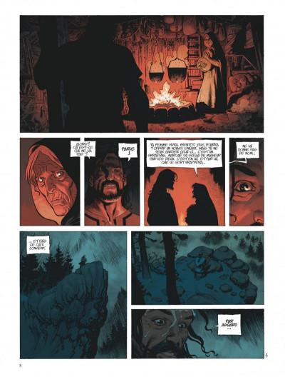 Page 8 Asgard - intégrale