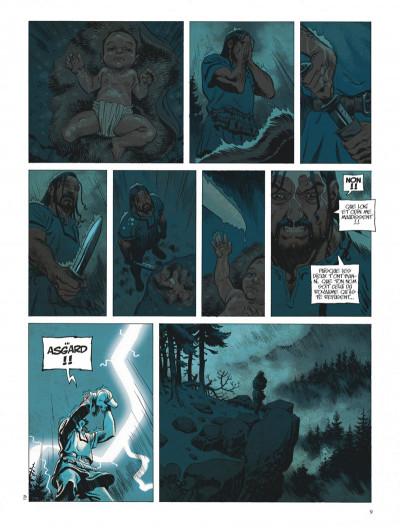 Page 9 Asgard - intégrale