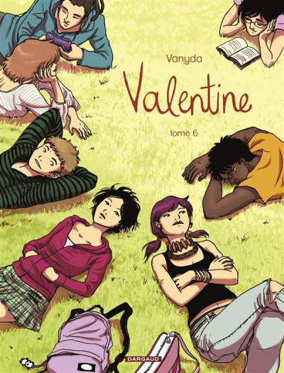 Couverture Valentine tome 6