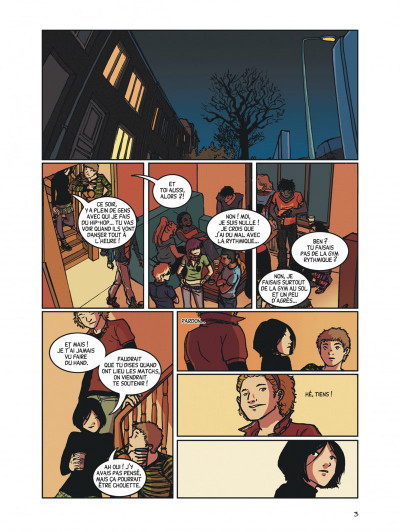 Page 3 Valentine tome 6