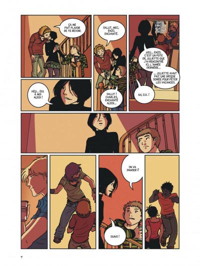 Page 4 Valentine tome 6