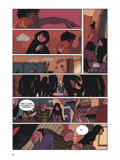Page 6 Valentine tome 6