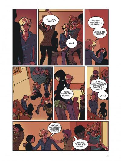Page 7 Valentine tome 6