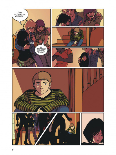Page 8 Valentine tome 6