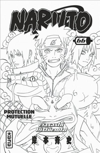 Page 3 Naruto tome 66