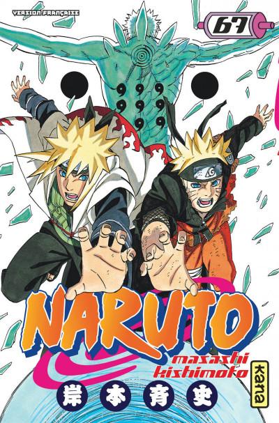 Couverture Naruto tome 67