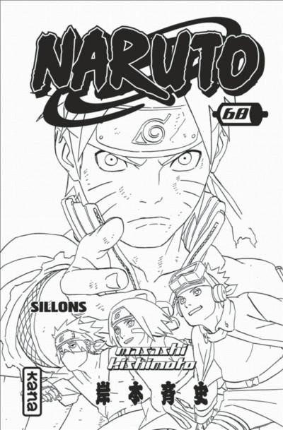 Page 3 Naruto tome 68