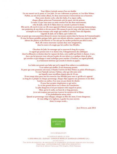 Page 2 Djinn tome 12