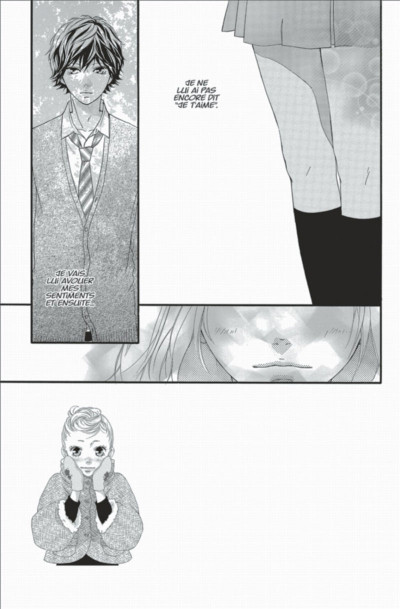 Page 7 Blue spring ride tome 8