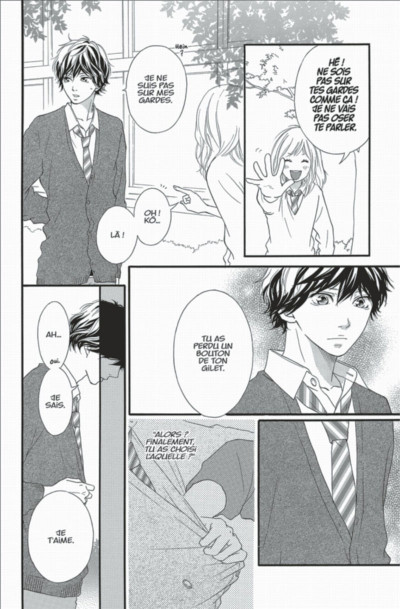 Page 8 Blue spring ride tome 8