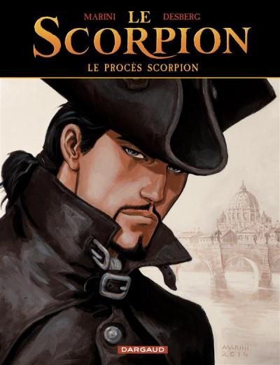 Couverture Le Scorpion Hors série - Le procès (nouvelle édition)