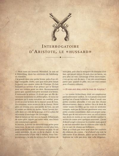 Page 1 Le Scorpion Hors série - Le procès (nouvelle édition)