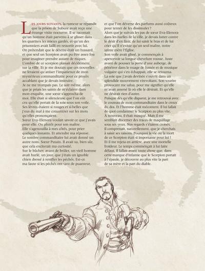 Page 8 Le Scorpion Hors série - Le procès (nouvelle édition)