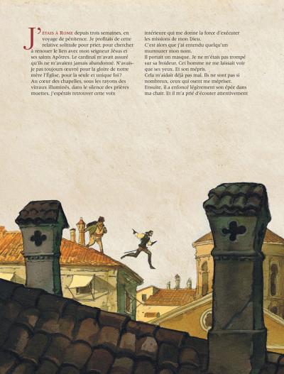 Page 6 Le Scorpion Hors série - Le procès (nouvelle édition)