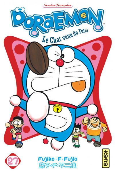 Couverture Doraemon tome 27