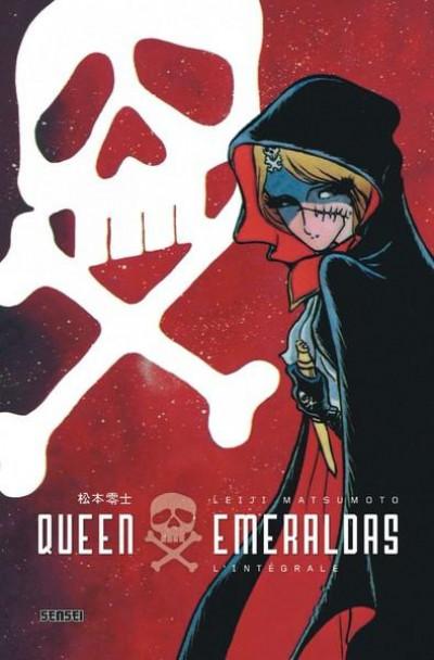 Couverture Queen Emeraldas - intégrale tome 1