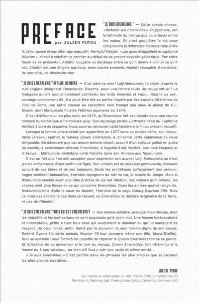 Page 8 Queen Emeraldas - intégrale tome 1