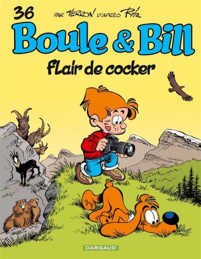 Couverture Boule et Bill tome 36