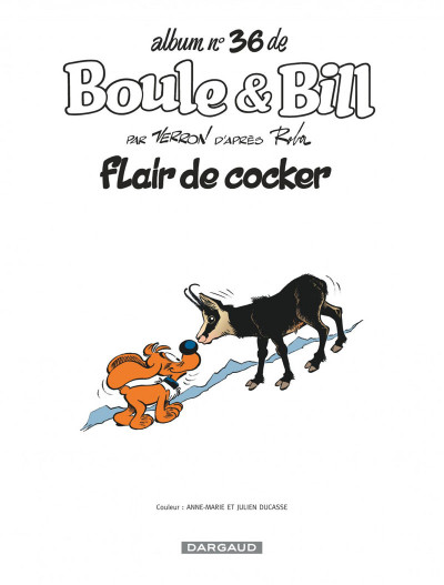 Page 1 Boule et Bill tome 36