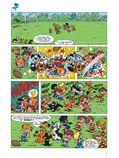 Page 3 Boule et Bill tome 36