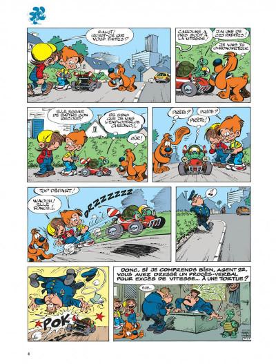 Page 4 Boule et Bill tome 36