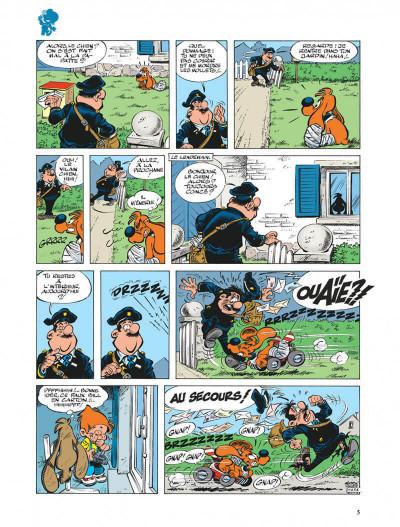 Page 5 Boule et Bill tome 36
