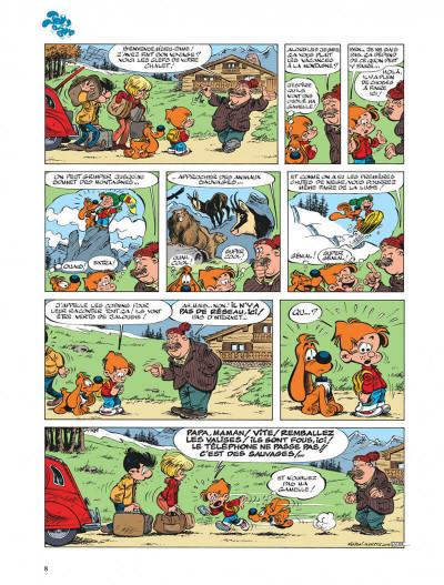 Page 8 Boule et Bill tome 36