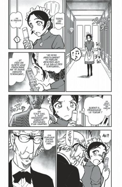 Page 7 Détective Conan tome 80