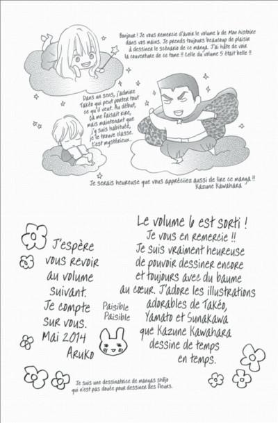 Page 6 Mon histoire tome 6