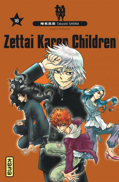 Couverture Zettai Karen Children tome 18