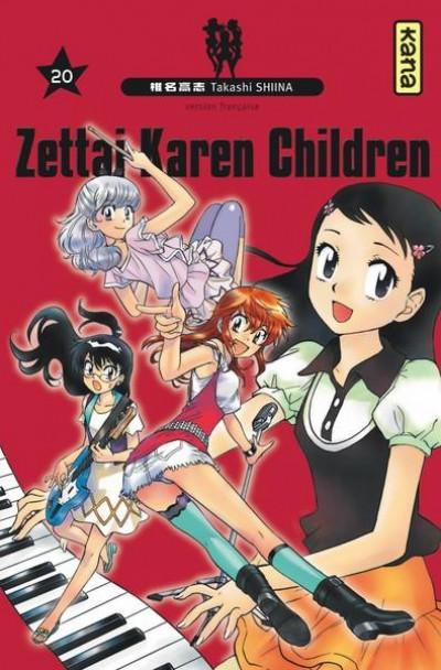 Couverture Zettai Karen children tome 20