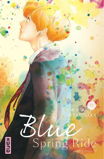Couverture Blue spring ride tome 11