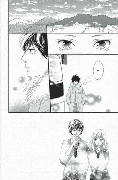 Page 4 Blue spring ride tome 11