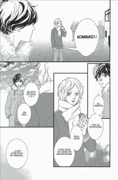 Page 5 Blue spring ride tome 11
