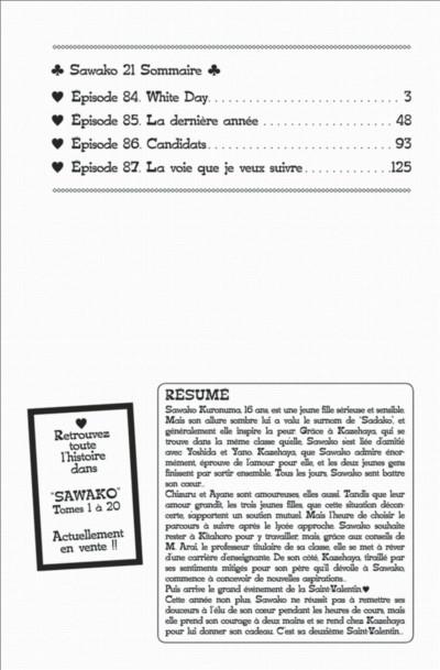 Page 2 Sawako tome 21