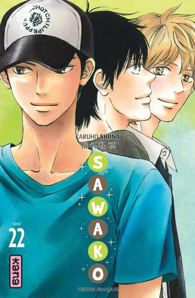 Couverture Sawako tome 22