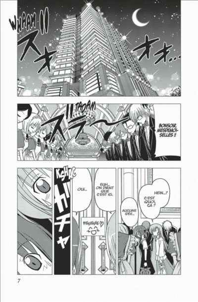 Page 7 Hayate the combat butler tome 24