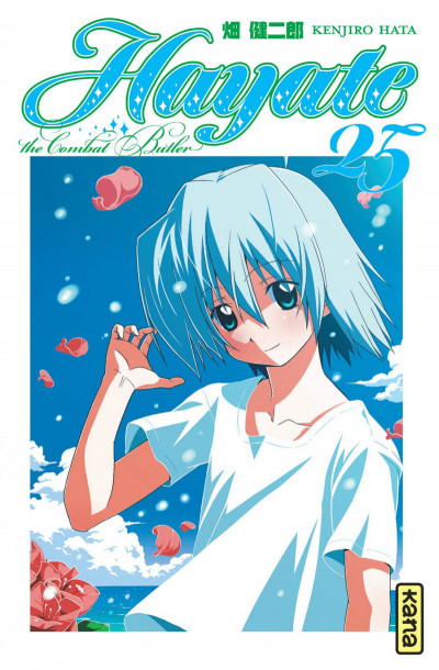 Couverture Hayate the combat butler tome 25
