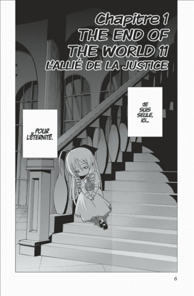 Page 6 Hayate the combat butler tome 25