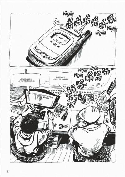 Page 8 Ma génération tome 1