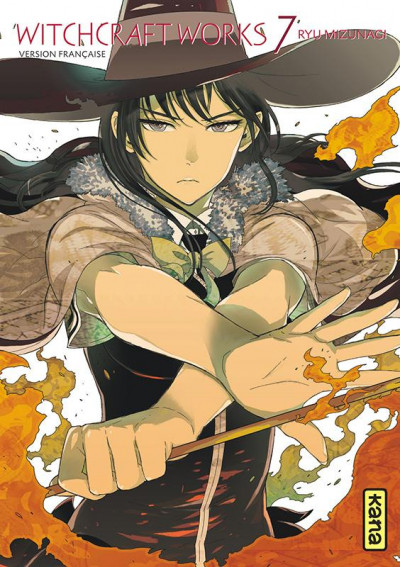 Couverture Witchcraft works tome 7