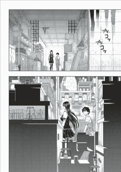 Page 6 Witchcraft Works tome 8