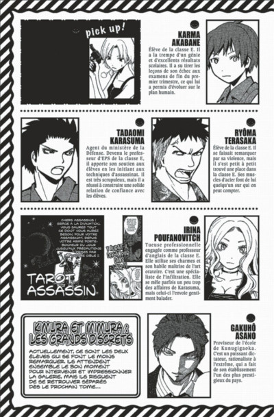 Page 5 Assassination Classroom tome 10