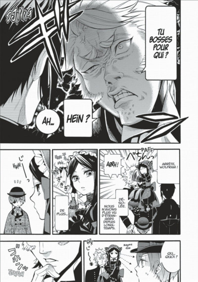 Page 5 Black Butler tome 19