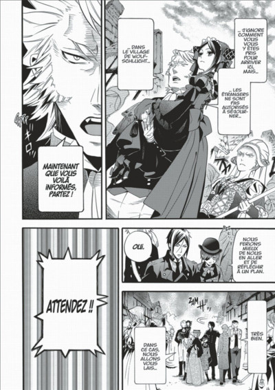 Page 6 Black Butler tome 19