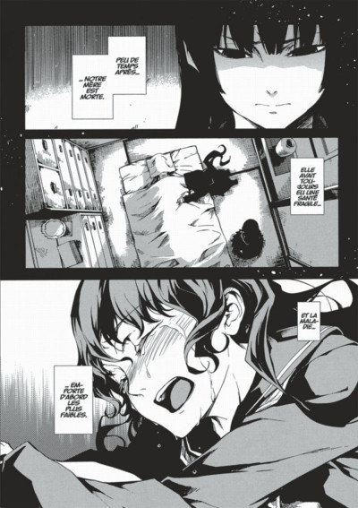Page 6 Dusk maiden of amnesia tome 9